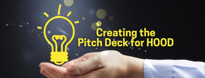 Creating the Pitch Deck for HOOD